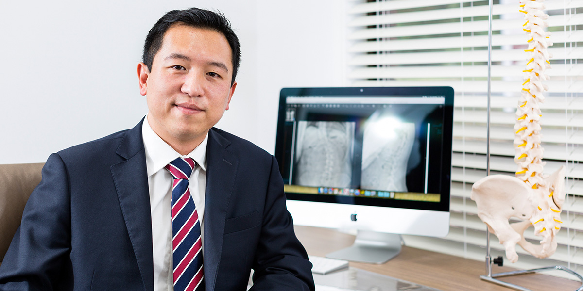A/Prof Yi Yang | Spinal Surgeon Melbourne